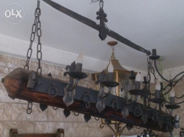 Hand made chandelier for sale good condition