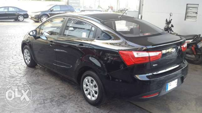 Kia Rio 2013 Tiptronic like New راس  بيروت -  2