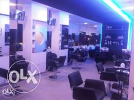 Beauty salon for rent fully furnished . It's located in the heart of s