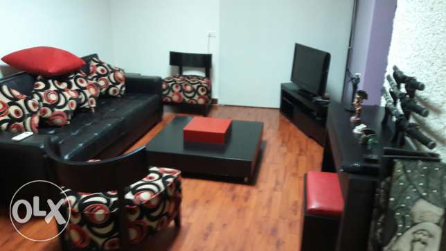 Fully furnished spacious room in an apartment in Badaro فرن الشباك -  6