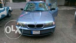 Bmw New boy 2003