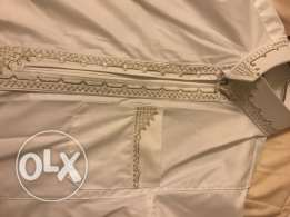 Traditional thob for babies and young boys (ثوب)