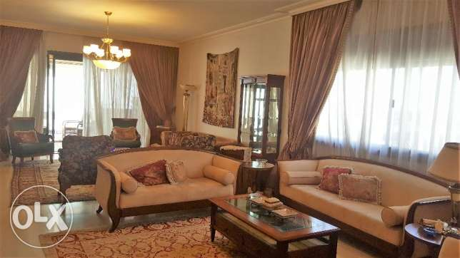 For Rent furnished Apt. in Tallet El Khayyat