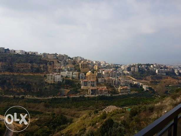 Appartment for sale in Mansourieh - Blata . amazing view