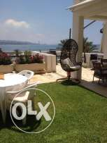 1 year Rent Chalet Apart AQUAMARINA 2 - 200 SQM + 100 SQM Terrace