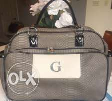 guess diapper bag