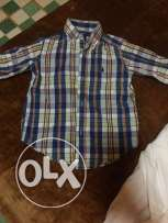 buttoned down shirts (omsan)