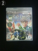CD , Ps3 (ben10 ultimate alien Cosmic destruction)