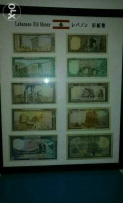 Lebanese old currency