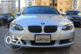 Bmw 328i model2009 silve/blk sport package