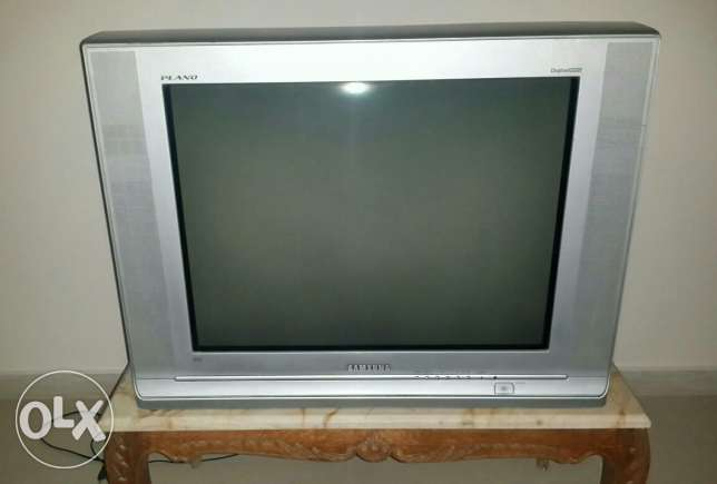 tv sumsung 29 inch verry clean with romot