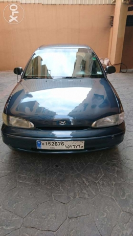 Hyundai Accent GLS Automatic 1997