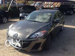 2011 Mazda 3-Clean CARFAX-New Tires-Auto Trans-Full Options-100k KM'S