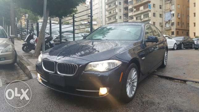 Bmw 535 sport package model 2011