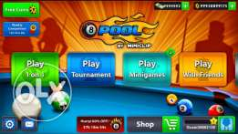 8 pool coins