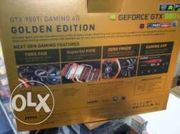GeForce gtx 980ti gold edition
