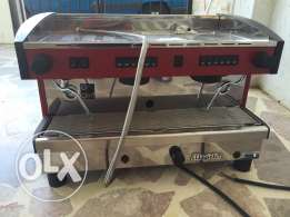 coffee machine MAGISTER made in Italy
