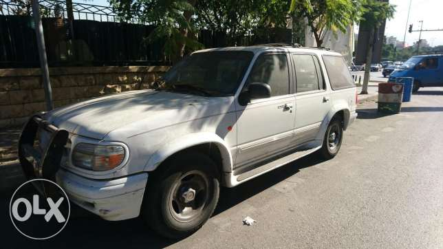 Ford Explorer in very good condition الملعب -  1