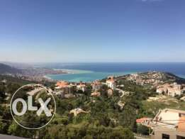 4 Bedroom in Kfour with view of Jounieh Bay