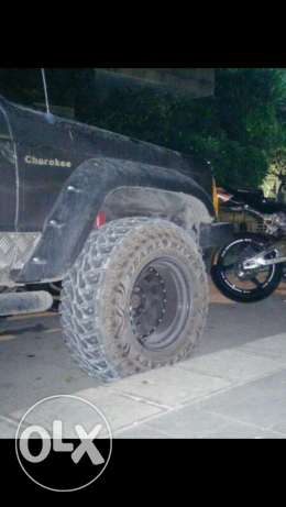 Tires 31×10.5R15 for sale or trade on 33×12.5R15