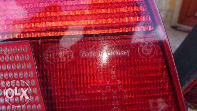 Bmw 5 series e39 tail lights