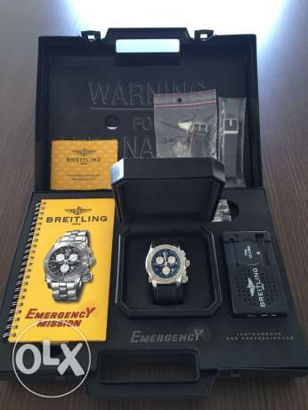Breitling Emergency Mission [Reduced Price]