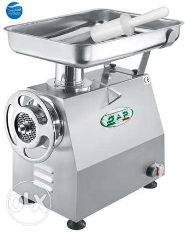 Machine Meat slicer 22 مكنة فرم لحمة المرفأ -  1