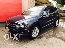VW Tiguan years 2013