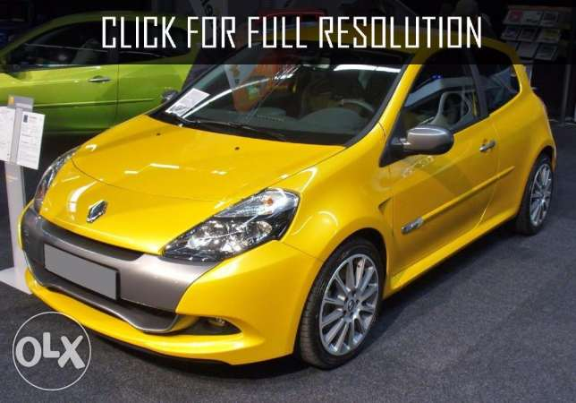 need clio RS