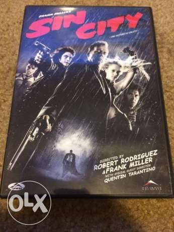 sin city original dvd