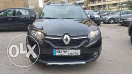 Renault Stepway 2016 only 3000KM still as showroom condition fully opt