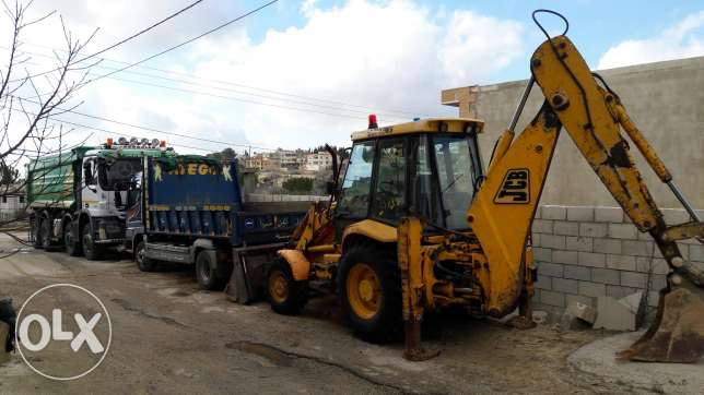 Jcb ktir ndefe model l 2001