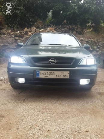 Opel astra 2002 ... clean car for sale