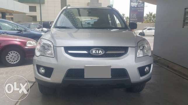 Kia sportage 2010/ 15000 KM only/6 months guarantee/perfect conditions