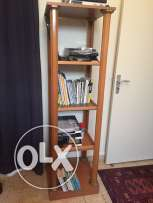 Wood stand for books for office or home