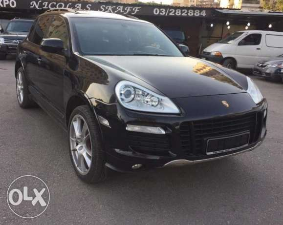 2009 Cayenne GTS European specs in perfect condition