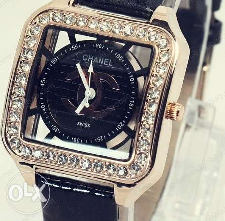 CHANEL wristwatch (2 colors - 2 pictures) (Free delivery)