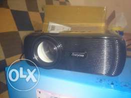 Projector 1800 luminous