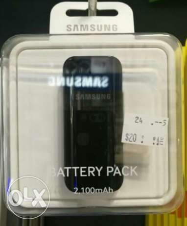 Power Bank Samsung Original 2100mAh