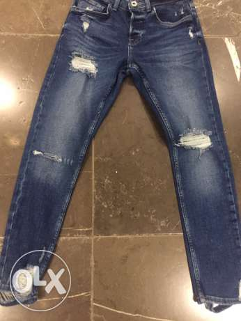 jeans for men (slim fit size 33)