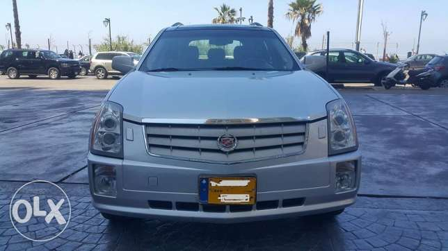 Satisfaction is the Cadillac SRX 7 seats 2006 super luxury Car