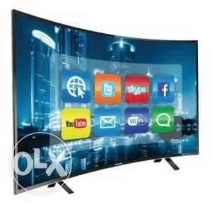 55 inch _curve _smart _499$