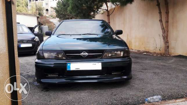 4 sale nissan sunny or tade بعبدا -  3