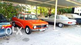 BMW 2002 MODEL 72 Stop mabroum
