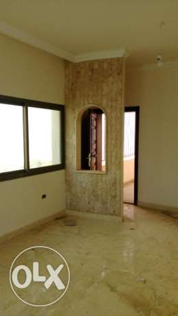 Two bedrooms & 2 bathrooms apartment at Bshamoun Yahoudiya for rent