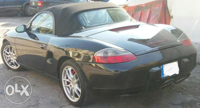 Boxster s 2001 manual