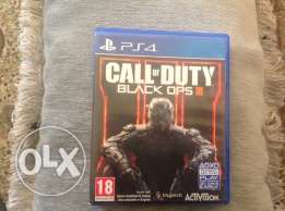 call of duty black ops3 ps4 arabic version