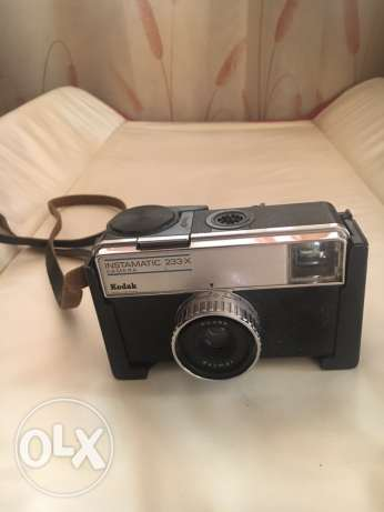 Kodak antique camera with the original case, still working كسروان -  1