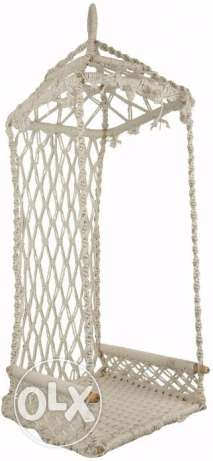 Outdoor Cotton Swing - Can be hanged anywhere