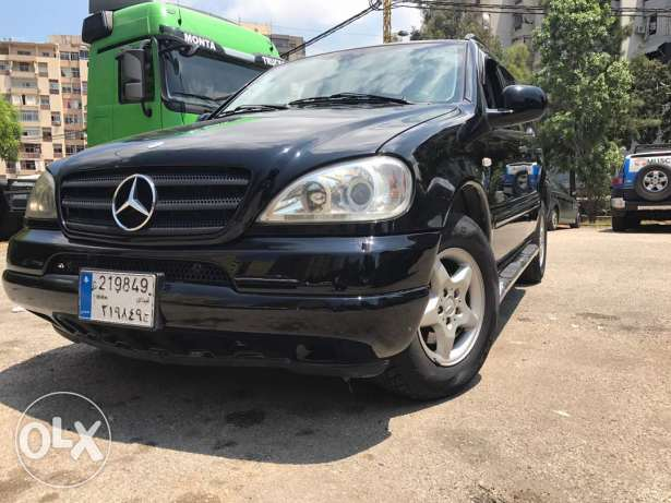 Mercedes ml 320 special edition